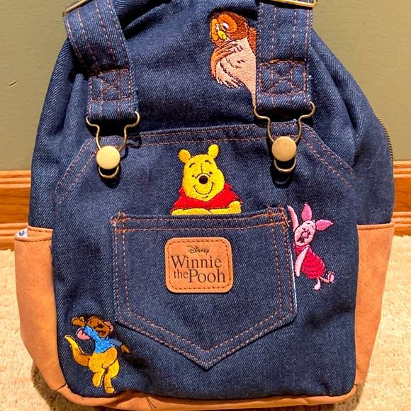 Boxlunch mini Winnie the Pooh Backpack